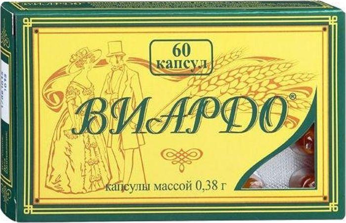 Капсулы Виардо, №60 капсулы виардо форте 18
