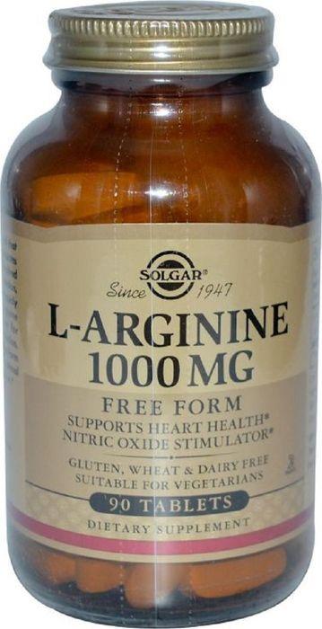 Солгар L-Аргинин, 90 таблеток213938L-Aргинин способствует улучшению эректильной функции, полового влечения (у мужчин и женщин), повышению активности спермы и увеличению содержания в ней сперматозоидов. L-аргинин для сердечно-сосудистой системы способствует снижению повышенного артериального давления, образования атеросклеротических бляшек. L-Аргинин в спорте участвует в формировании мышечной ткани, улучшает питание мышц. L-форма аргинина способствует быстрому усвоению, отсутствию дискомфорта в ЖКТ. Сфера применения: Витаминология. Товар сертифицирован.
