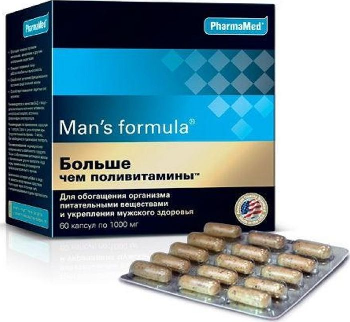 Витаминный комплекс Мен-С Формула