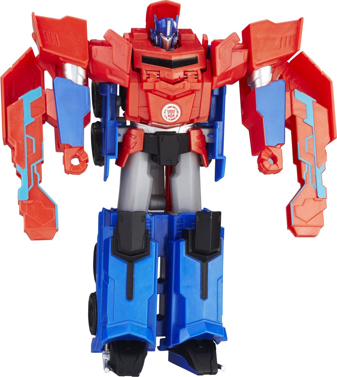 Transformers Трансформер Optimus Prime B0067 stylish transformers optimus prime decepticon pendant necklace