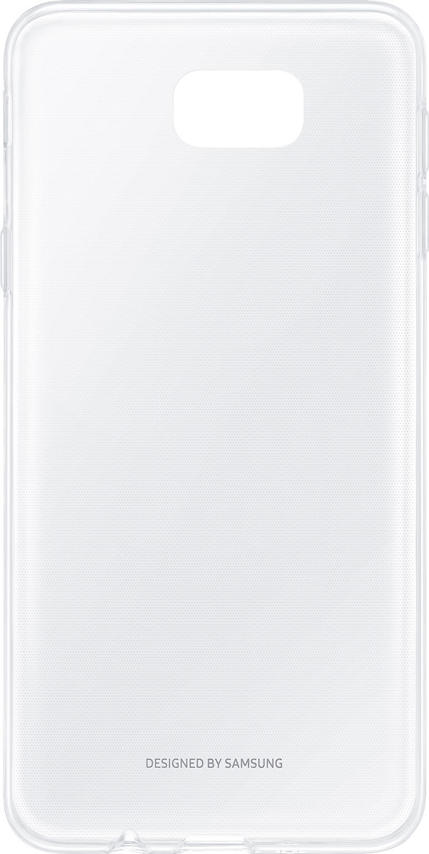 Samsung EF-QG570 Clear Cover чехол для Galaxy J5 Prime, Clear чехол samsung ef qg570ttegru для samsung galaxy j5 prime clear cover прозрачный