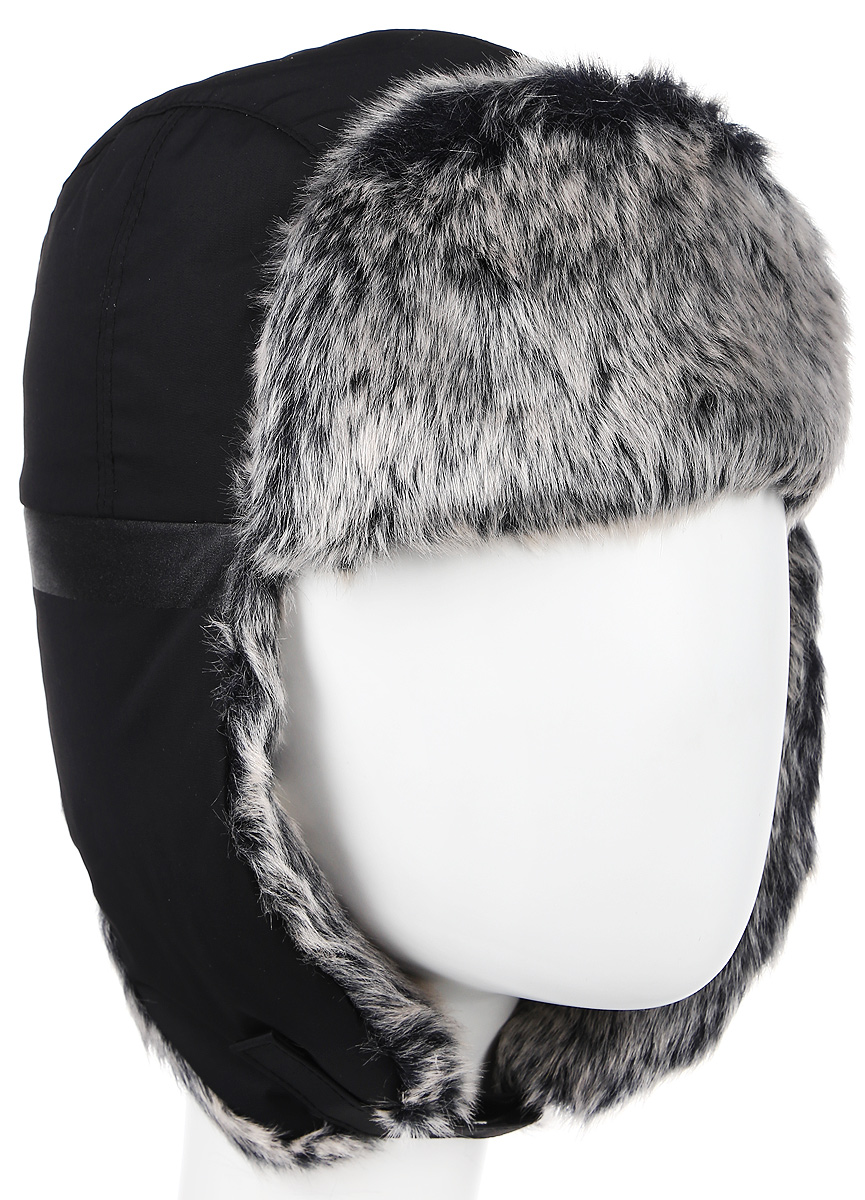 Шапка-ушанка adidas Climaproof, цвет: черный. AB0493. Размер 51 шапки ушанки olle шапка ушанка