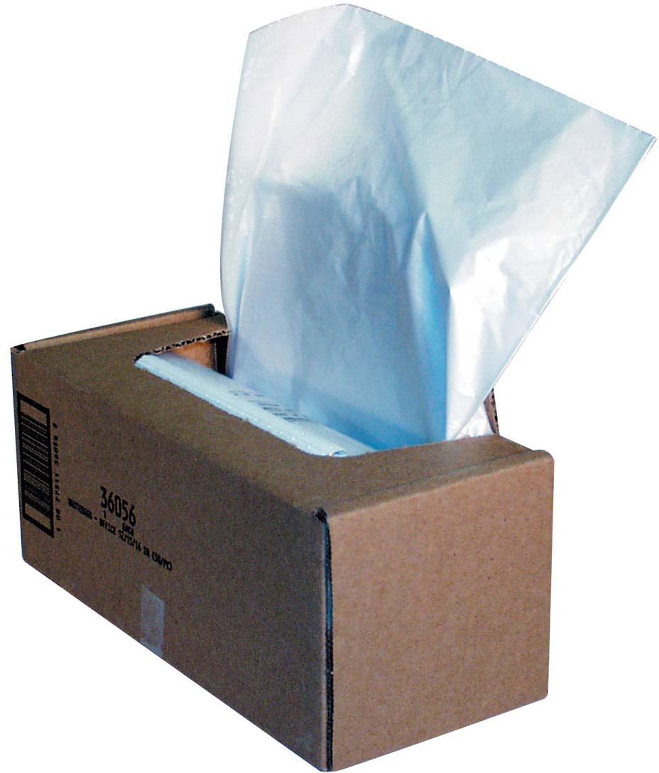 Fellowes мешки для уничтожителей, 94 литра (50 шт) -  Корзины для бумаг
