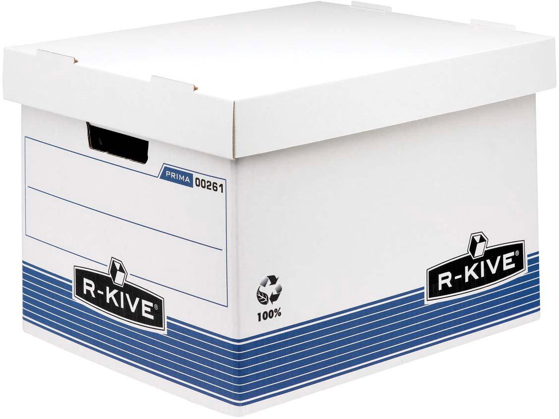 Fellowes R-Kive Prima Standard архивный короб -  Лотки, подставки для бумаг