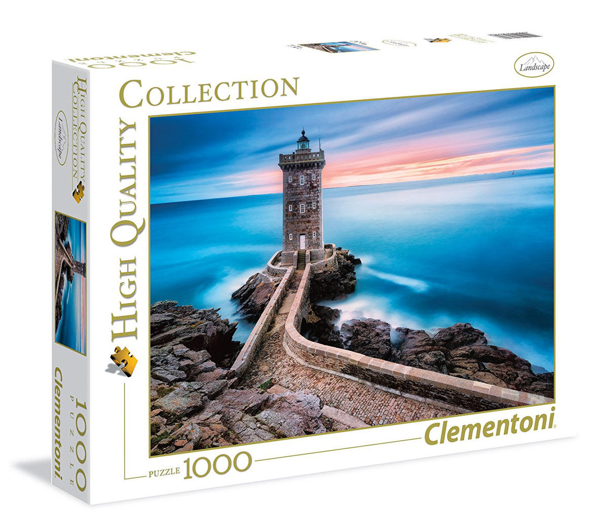 Clementoni Пазл Дорога к маяку