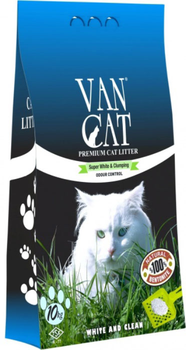 Наполнитель для кошачьих туалетов Van Cat, комкующийся, без пыли, с ароматом весенней свежести, 10 кг20251Наполнитель для кошачьего туалета Van Cat эффективно удерживает запах, а специальный ароматизатор подарит вашему дому приятный аромат весенней свежести. Обладает высокой абсорбцией, отлично комкуется, не пылит, лапы остаются чистыми.Не прилипает к лапам и шерсти. Не содержит химических примесей. Безопасен для животных и окружающей среды. Сохраняет лоток сухим, прост в уборке. Размер гранул: 0,6-2,25 мм. Товар сертифицирован.Уважаемые клиенты! Обращаем ваше внимание на возможные изменения в дизайне упаковки. Качественные характеристики товара остаются неизменными. Поставка осуществляется в зависимости от наличия на складе.