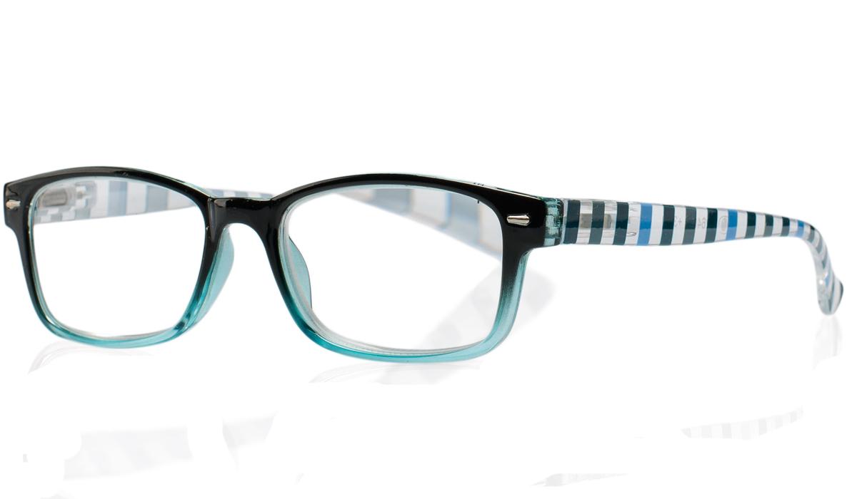 Kemner Optics Очки для чтения +3,5, цвет: голубой