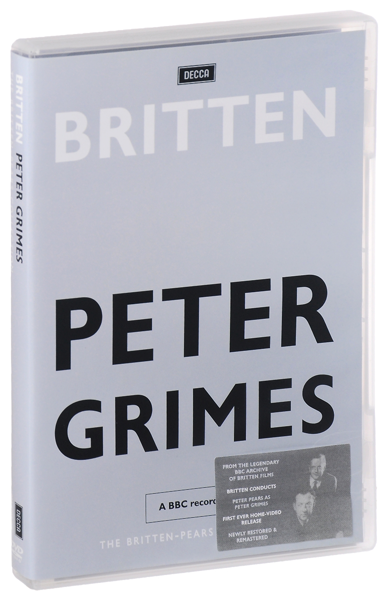 Britten: Peter Grimes: The Britten - Pears Collection awful auntie