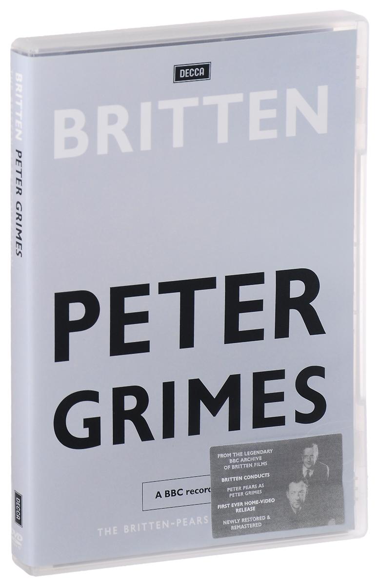 Britten: Peter Grimes: The Britten - Pears Collection alex чайный сервиз поймай бабочку
