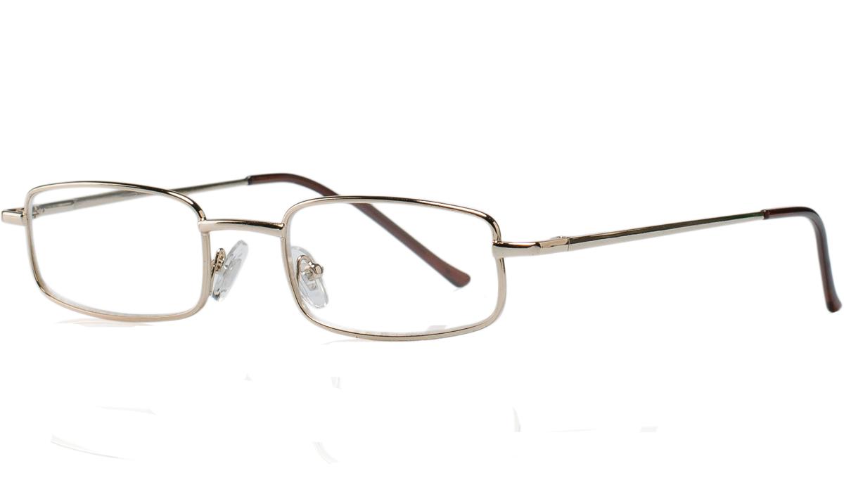 Kemner Optics Очки для чтения +3,0, цвет: золотой - Корригирующие очки