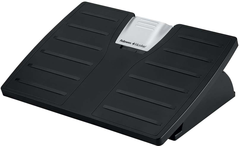 Fellowes FS-80350 Microban, Black подставка для ног - Кронштейны и подставки