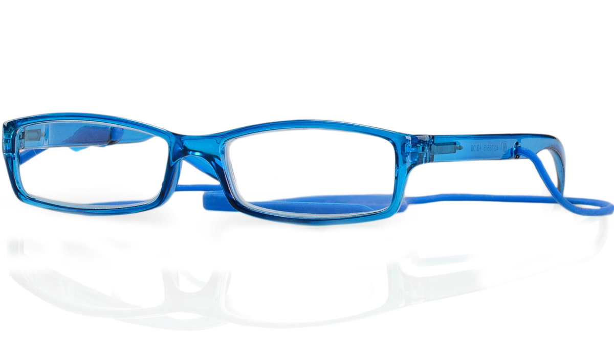 Kemner Optics Очки для чтения +2,5, цвет: синий - Корригирующие очки