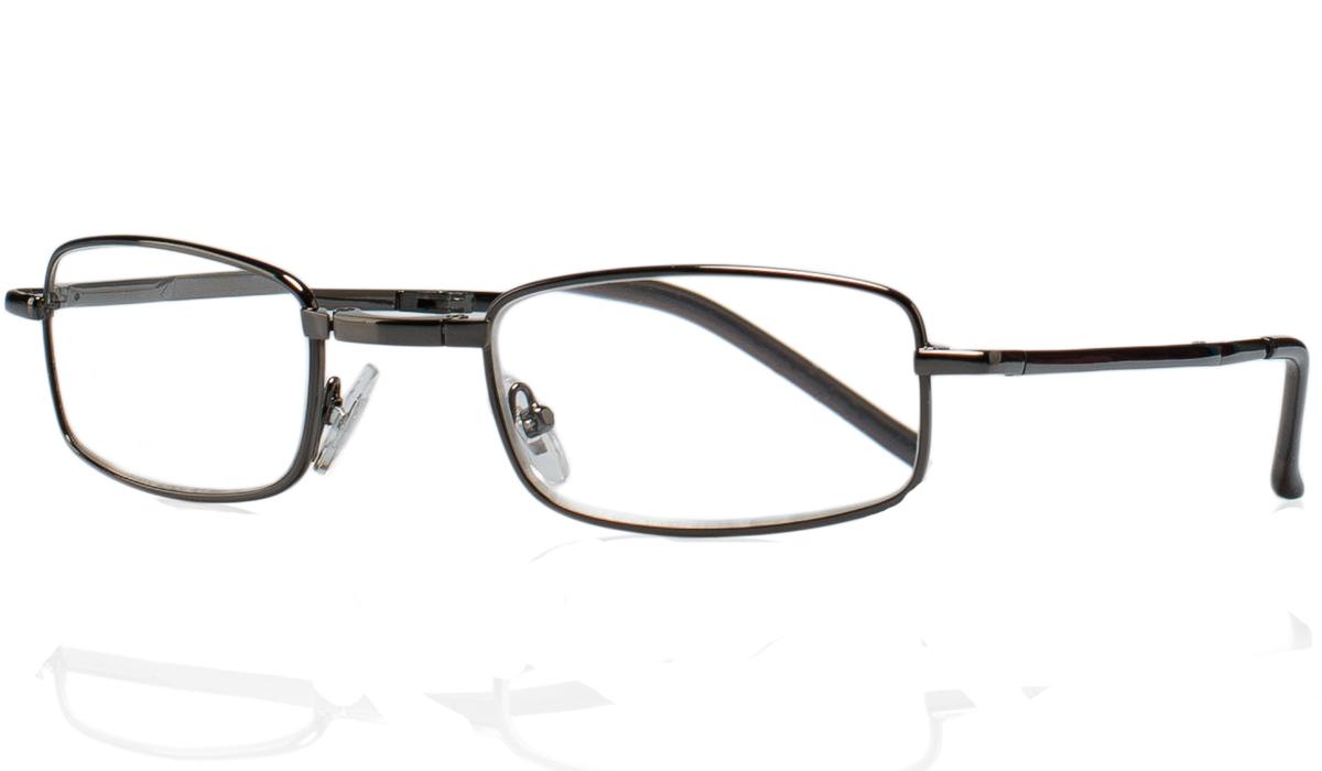 Kemner Optics Очки для чтения +2,5, цвет: серый - Корригирующие очки
