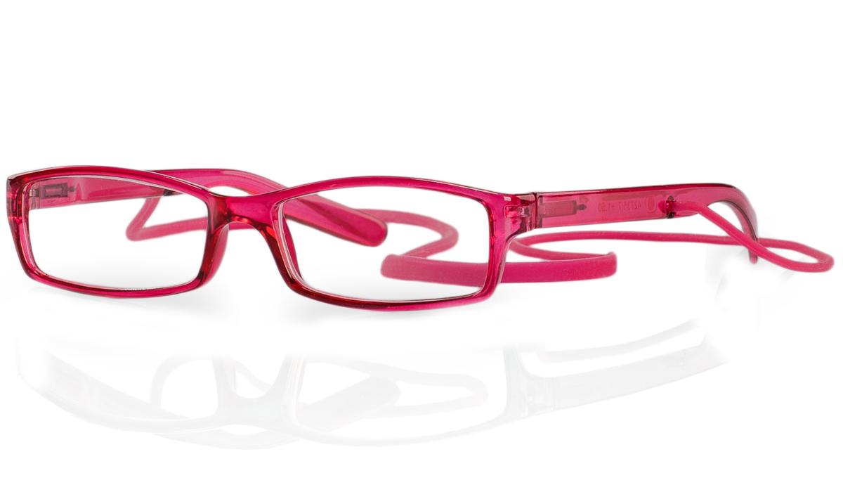 Kemner Optics Очки для чтения +2,5, цвет: красный - Корригирующие очки