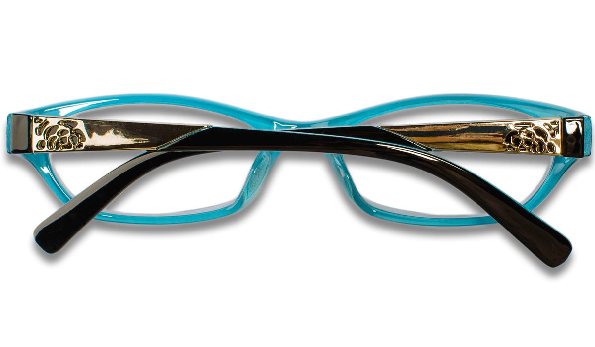 Kemner OpticsОчки для чтения +2,5, цвет:  голубой Kemner Optics