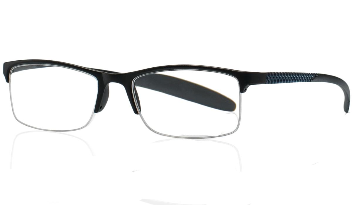 Kemner Optics Очки для чтения +2,0, цвет: черный очки корригирующие grand очки готовые 2 0 g1178 c4