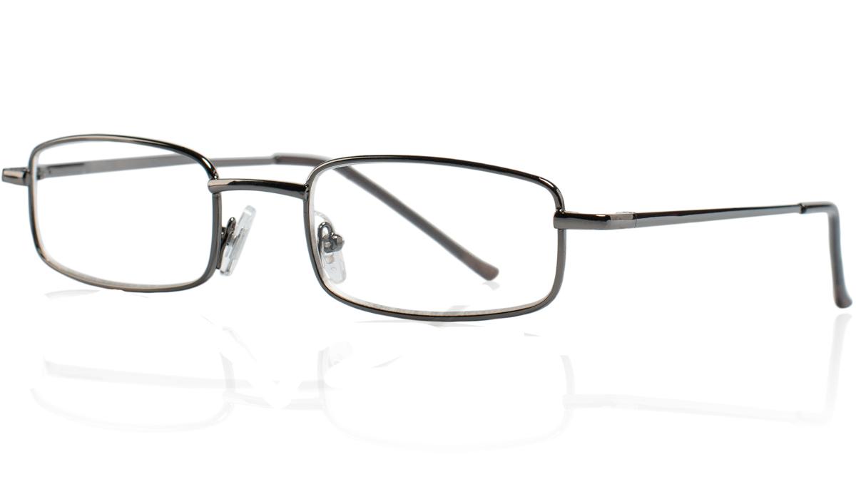 Kemner Optics Очки для чтения +2,0, цвет: темно-серый - Корригирующие очки