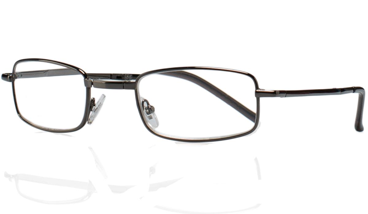 Kemner Optics Очки для чтения +2,0, цвет: серый - Корригирующие очки