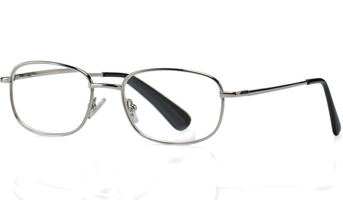 Kemner Optics Очки для чтения +2,0, цвет: светло-серый