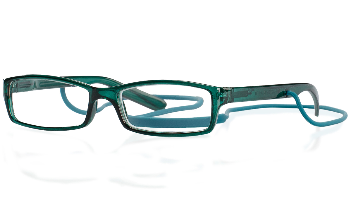 Kemner Optics Очки для чтения +2,0, цвет: зеленый - Корригирующие очки