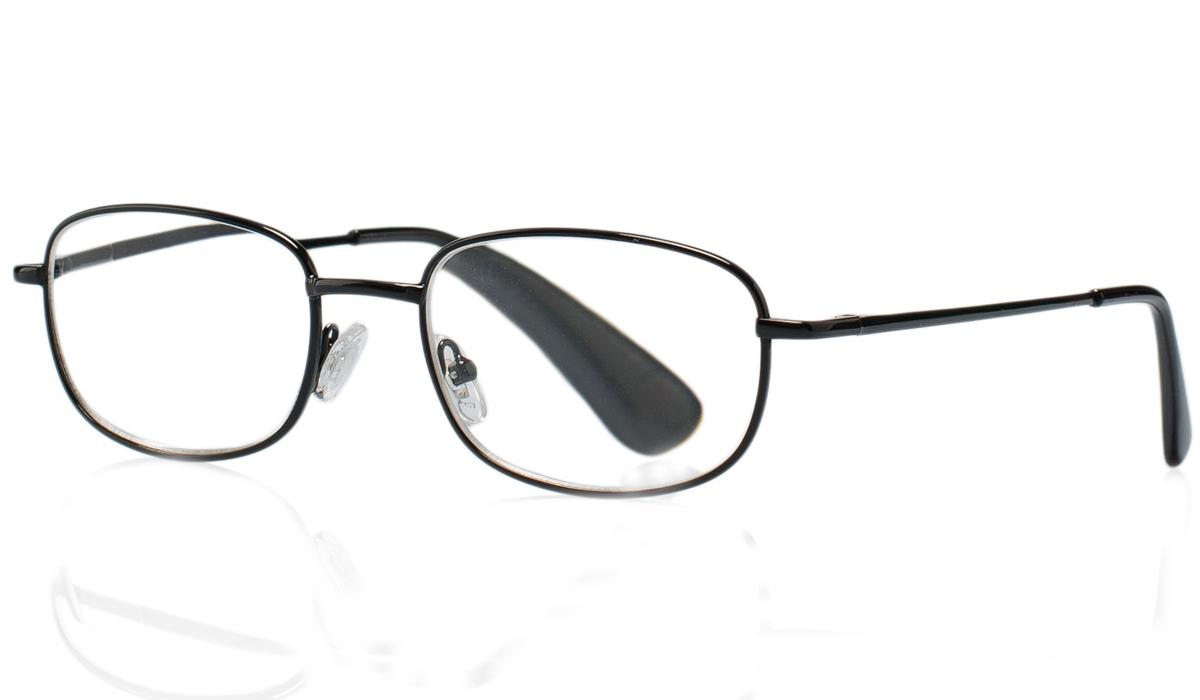 Kemner Optics Очки для чтения +1,5, цвет: черный