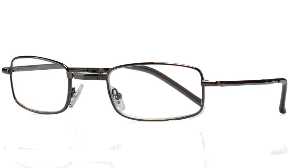 Kemner Optics Очки для чтения +1,5, цвет: серый - Корригирующие очки