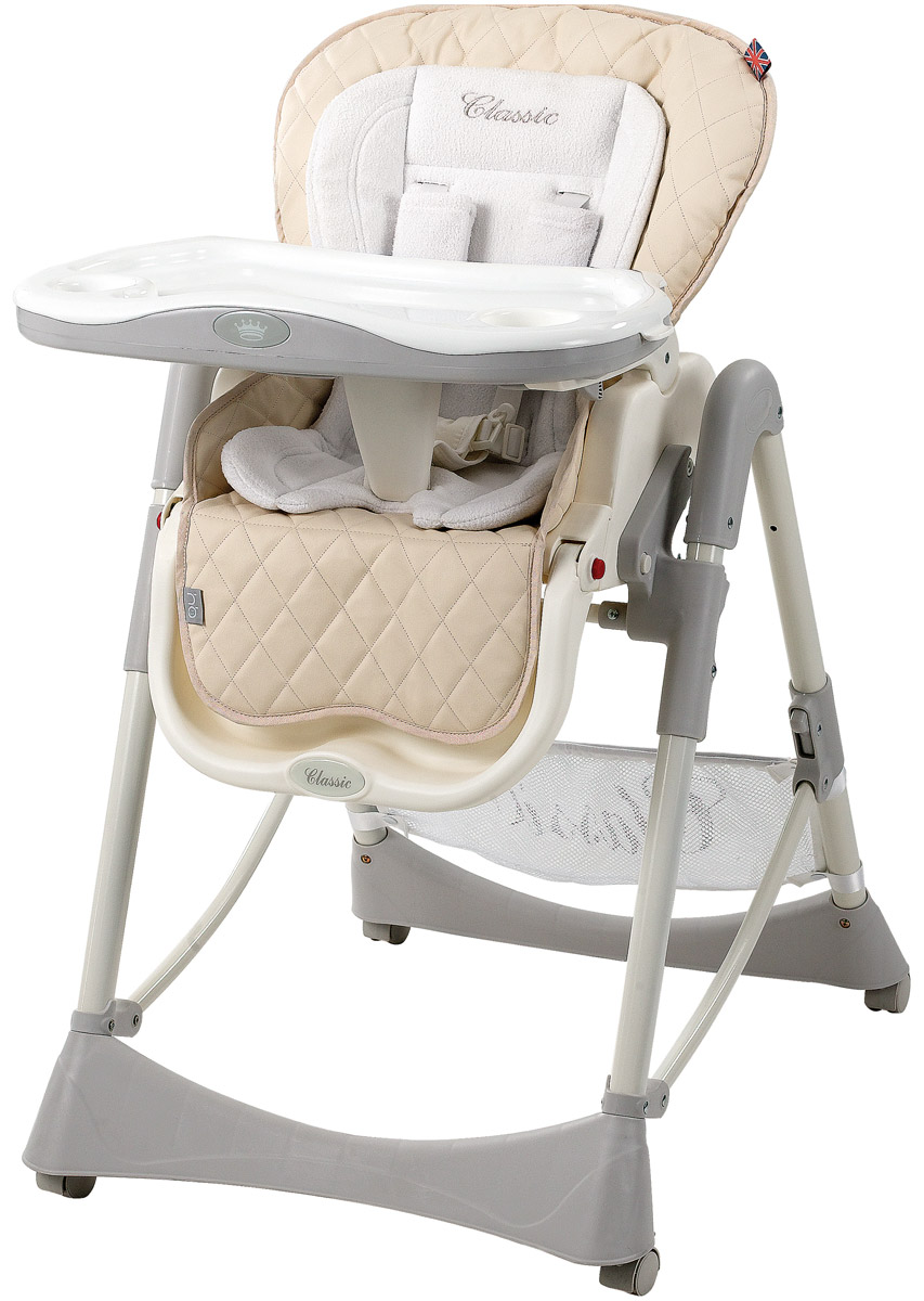 Happy Baby Стульчик для кормления William Cream -  Все для детского кормления