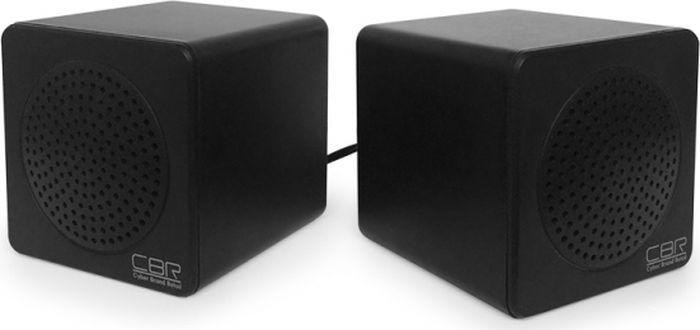CBR CMS 292, Black акустическая системаCMS 292СBR CMS 292 – портативная звуковая стереосистема. Каждая колонка представляет собой кубик со стороной всего 6 см (чуть больше длины спичечного коробка). При таком размере CSM 292 - отличное дополнение к ноутбуку. Они не займут места у в сумке, их можно взять в деловую поездку или на дачу, чтобы расширить аудио-возможности до комфортного уровня. Корпус системы изготовлен из практичного черного ABS-пластика, легкого и безопасного.Высокое качество звука обеспечено высокими техническими показателями воспроизведения: пиковая мощность 2 Вт для каждой колонки, диапазон частот от 50 до 20 000 Гц. Регулятор громкости удобно размещен на задней панели колонки.Для начала работы достаточно подключить CBR CMS 292 к USB-порту и аудио выходу (не требуется драйверов) компьютера или ноутбука.