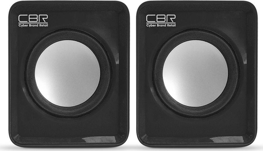 CBR CMS 90, Black акустическая системаCMS 90 BlackЛинейка акустических систем от CBR пополнилась новой моделью - CMS 90. Уникальность устройства заключается не только в удачном сочетании параметров цена-качество, но и в простоте и удобстве использования. Чтобы активизировать работу колонок - достаточно подключить их к USB порту и разъему jack 3,5 мм ПК или ноутбука. Контроль громкости обеспечивает регулятор, находящийся на задней панели колонок. Еще одним плюсом системы является ее компактная конфигурация. Колонки не займут много места на рабочем столе или в сумке с ноутбуком.