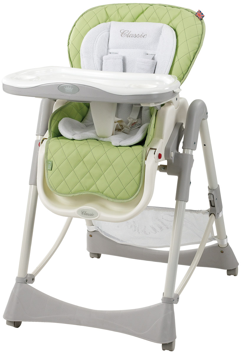 Happy Baby Стульчик для кормления William Green selby стульчик для кормления цвет белый зеленый 827378