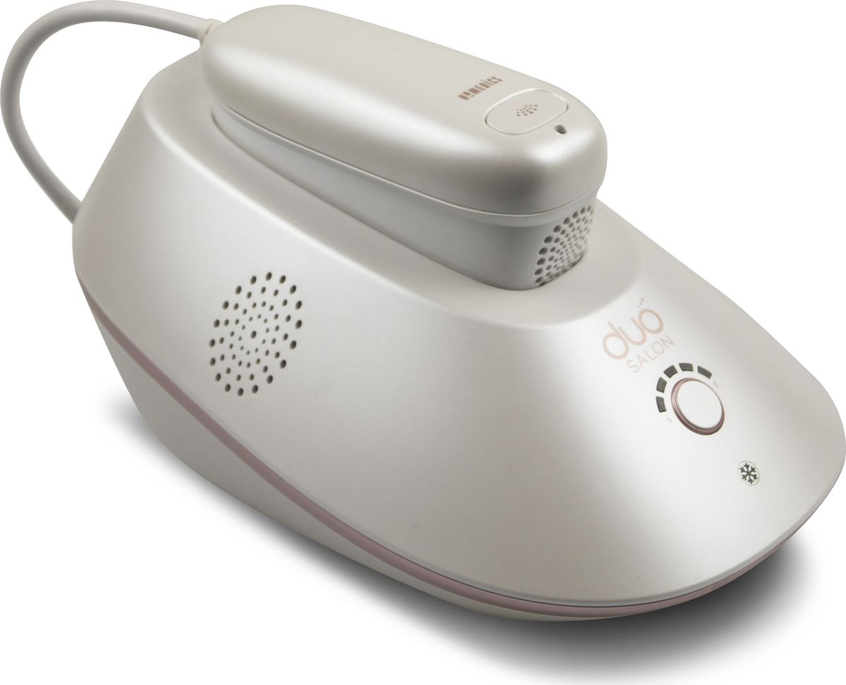 Фотоэпилятор HOMEDICS IPL-SLN500K-EU массажер homedics bmsc 5000h eu