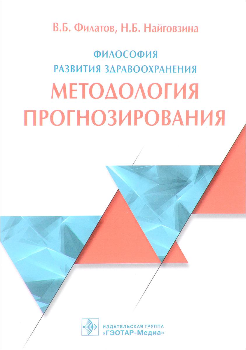 Философия развития здравоохранения. Методология прогнозирования