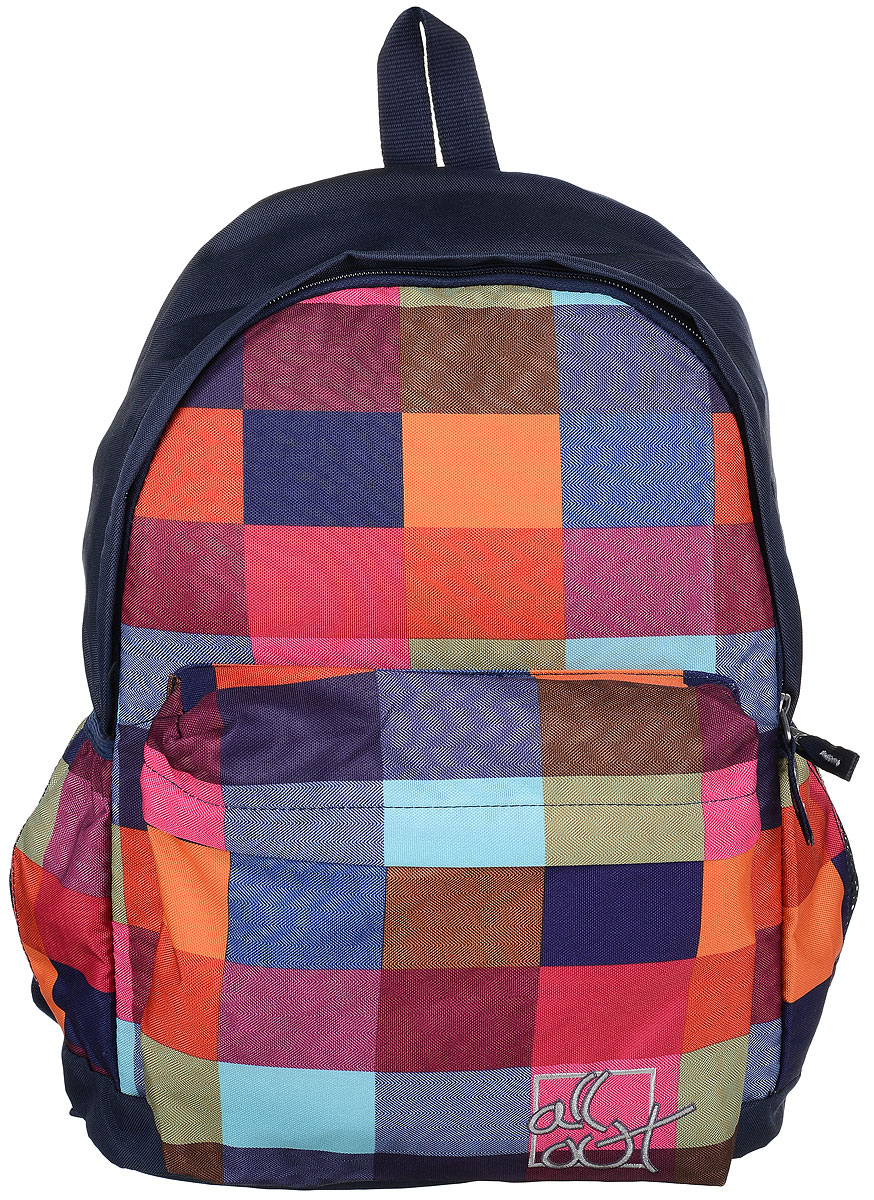 Hama All Out Рюкзак Luton Sunshine Check сумка all out 908767 barnsley blue dream check