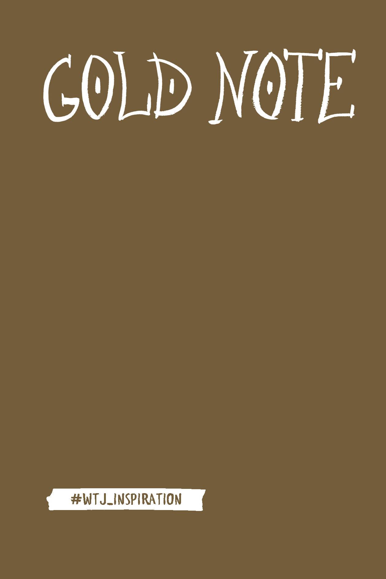 Gold Note. Креативный блокнот с золотыми страницами silver note креативный блокнот с серебряными страницами мяг обл а5 192 стр
