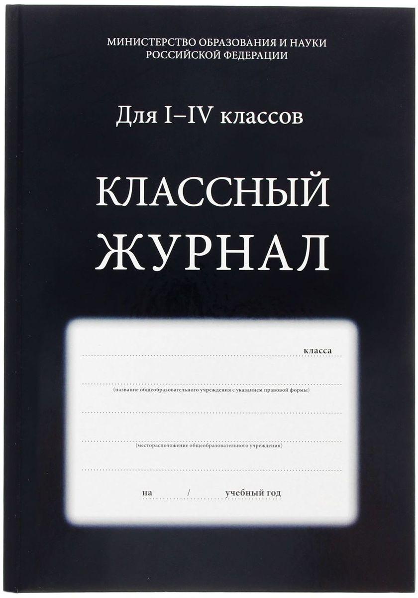 Проф-Пресс Классный журнал для 1-4 классов 64 листа1544500