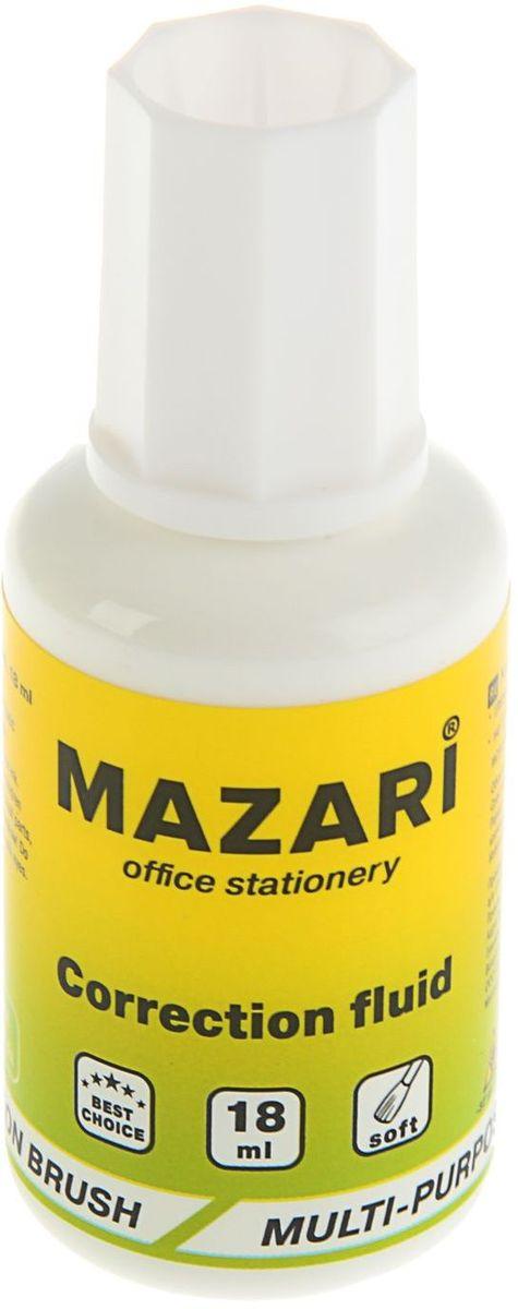 Mazari Корректирующая жидкость Milky морозостойкая 18 мл