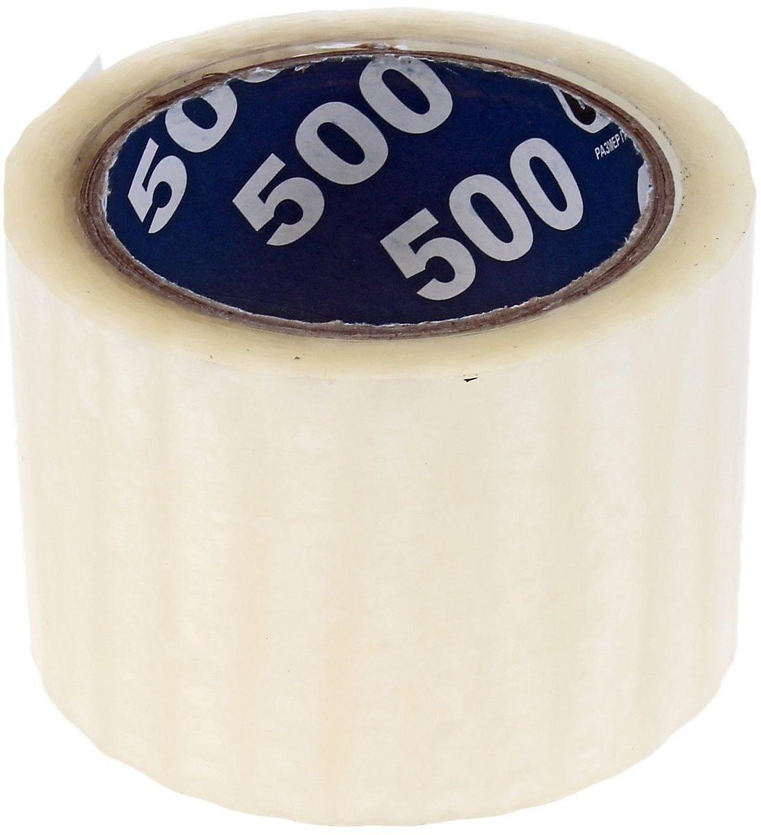 Unibob Клейкая лента 72 мм х 66 м цвет прозрачный