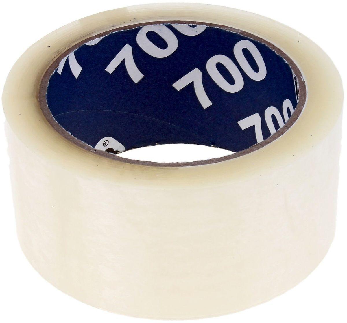 Клейкая лента 48 мм х 66 м цвет прозрачный 691937691937Клейкая лента на полипропиленовой основе это водонепроницаемое изделие, которое способно противостоять широкому диапазону температур. Применяется в быту для упаковки: легких и тяжелых коробок, изготовленных из гофрокартона, строительных смесей, масложировой продукции и мороженого, канцелярских товаров, промышленных товаров. Клейкая лента поможет скрепить предметы в любой ситуации, например, если вы делаете ремонт или меняете место жительства и пакуете коробки.