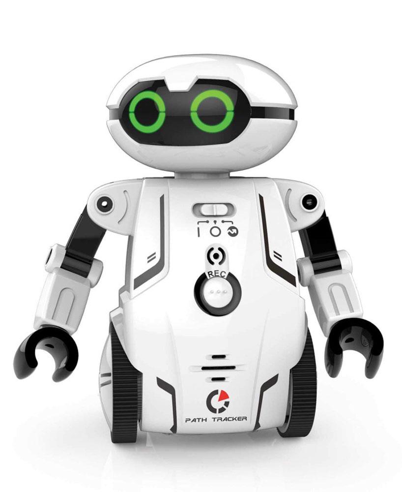 Silverlit Интерактивный робот Мэйз Брейкер цвет белый