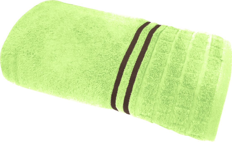 Полотенце махровое НВ Лана, цвет: зеленый, 70 х 140 см. м1009_0370758
