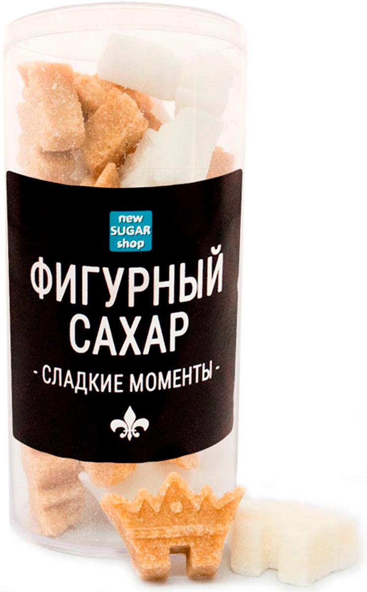 Сладкие моменты Короны фигурный сахар в тубе, 130 г sugar box короны фигурный сахар 230 г