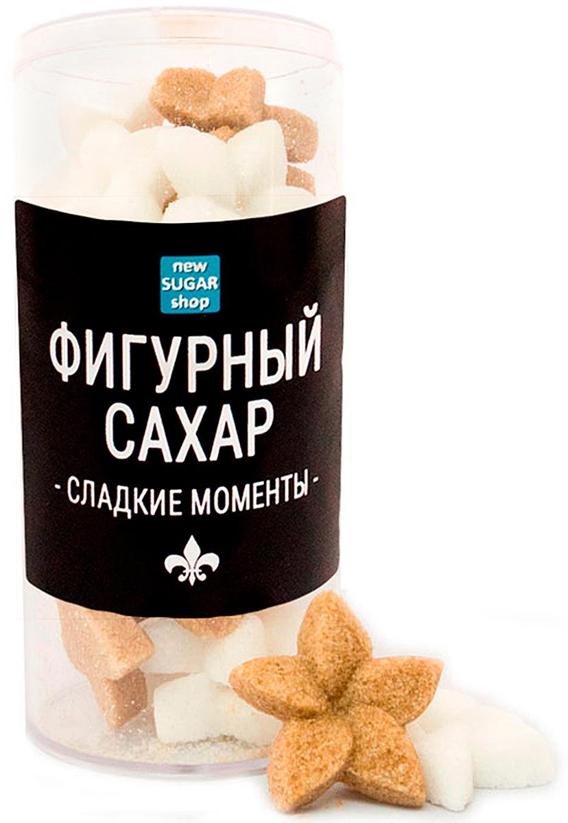 Сладкие моменты Цветочки фигурный сахар в тубе, 115 г sugar box короны фигурный сахар 230 г
