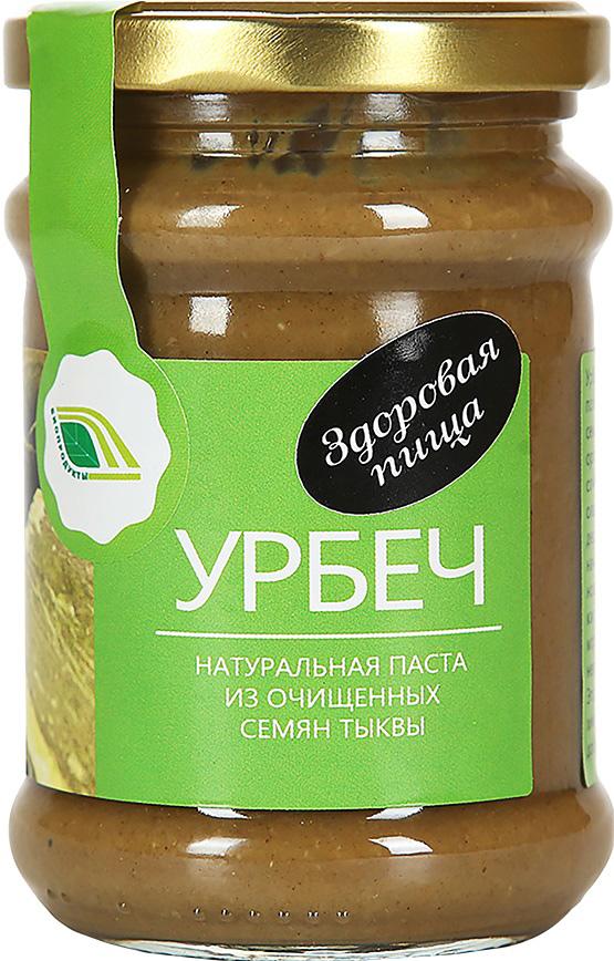 Биопродукты Урбеч натуральная паста из очищенных семян тыквы, 280 г