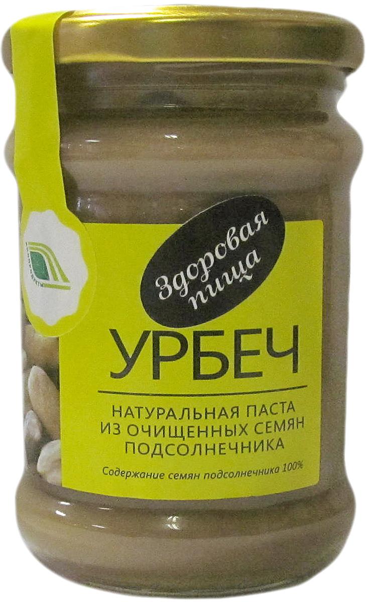Биопродукты Урбеч натуральная паста из семян подсолнечника, 280 г
