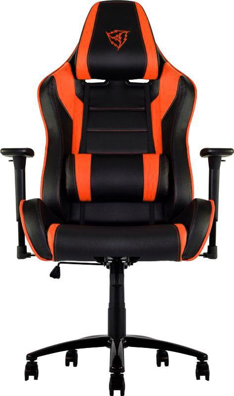 ThunderX3 TGC30, Black Orange профессиональное геймерское кресло - Игровые кресла