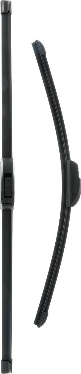 Щетки стеклоочистителя Bosch Aerotwin AR701S, бескаркасные, 650 мм/500 мм, 2 шт рюкзак atributika & club pittsburgh penguins цвет черный 25 л 58055
