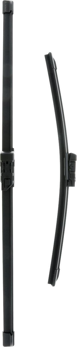Щетки стеклоочистителя Bosch Aerotwin A295S, бескаркасные, 600 мм/400 мм, 2 шт щетки стеклоочистителя bosch aerotwin ar701s бескаркасные 650 мм 500 мм 2 шт