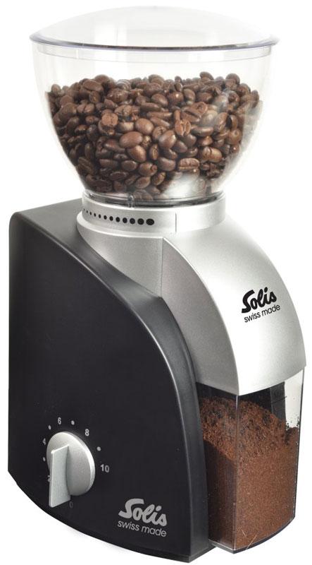 Solis Scala, Black кофемолка - Кофеварки и кофемашины