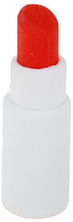 Calligrata Ластик Помада1267668Ластик — канцелярская принадлежность, предназначенная для удаления карандашных (иногда чернильных) надписей с бумаги и других поверхностей. Он обладает важными качествами, которые помогают ему убирать следы пишущего предмета с бумаги: материал, из которого сделана резинка, крошащийся, что является необходимым условием отделения маленьких частичек ластика во время процесса стирания и постоянного обновления поверхностиластик отличается абразивными (шлифующими) свойствами, которые необходимы для удаления остаточных следов карандаша с бумажной поверхности. Ластик фигурный Помада станет отличным помощником для детей и взрослых в любых ситуациях: в школе, на работе или дома!