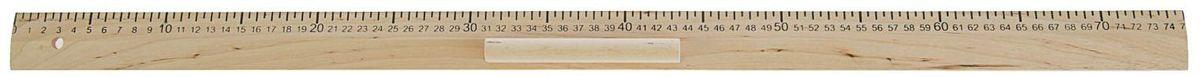 Эдельвейс Линейка для школьной доски 75 см2185615